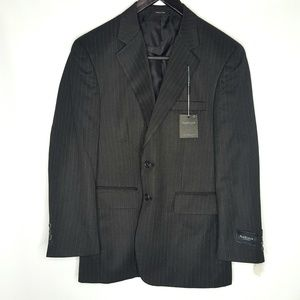 Van Heusen Suits & Blazers - Van Heusen Dark Charcoal Blazer 40S